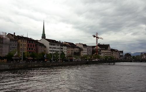9.5.2013 Gloomy day in Zurich