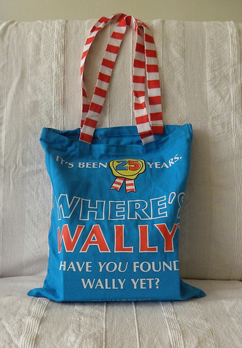 Wally bag