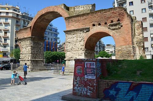 Galerius arch