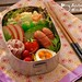 Bento #29: Healthy Potato Salad Bento
