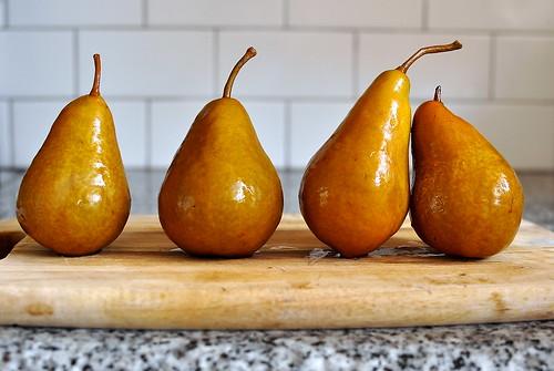 Cardamom Pear Fruit Leather