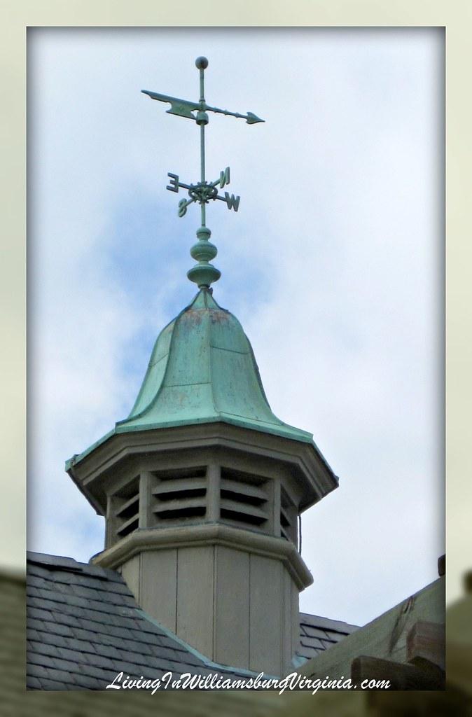 Waterman's Cupola and Vane