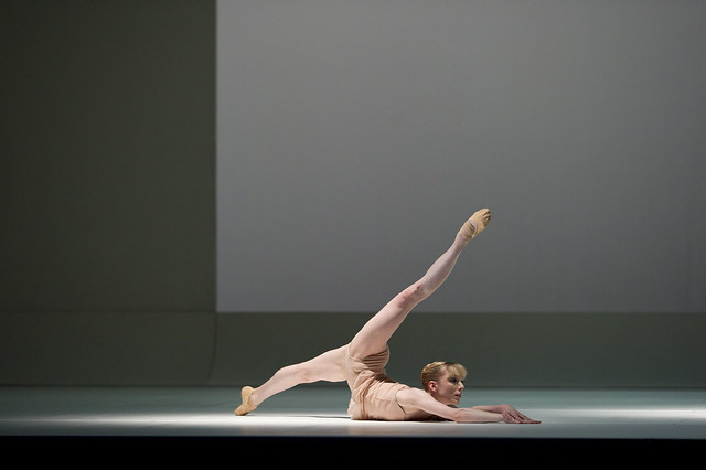 Sarah Lamb in Chroma © ROH / Bill Cooper 2010