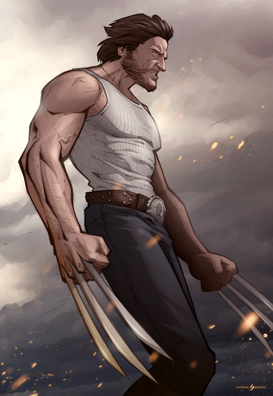 'Wolverine' - Patrick Brown