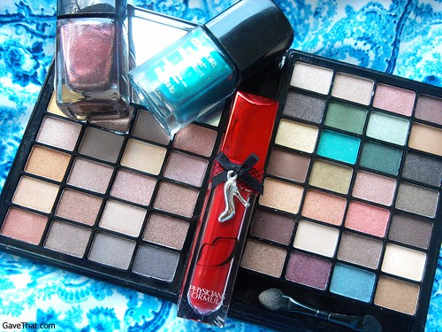 New Drugstore Travel Finds by Covergirl and ELF