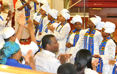 Abyssinian Baptist Church's Blue Nile Rites of Passage Ceremony3