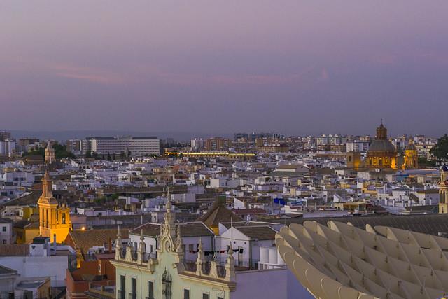 Barrios de Santa Justa y La Macarena