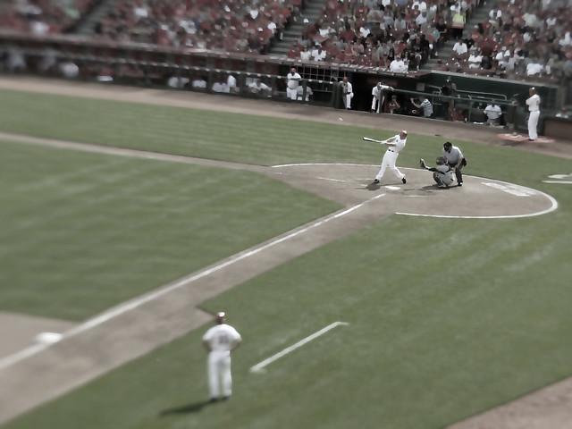 Reds vs Brewers