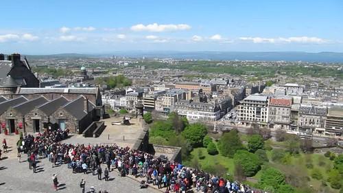 1pm Cannon @ Edinburgh Castle