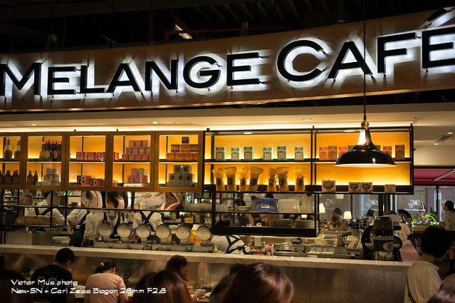 Melange Cafe