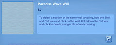 Paradise Wave Wall