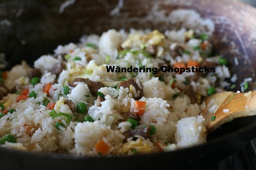 Com Chien Ca Man (Vietnamese  Chinese Salty Fish Fried Rice) 14