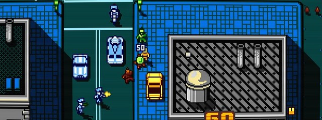 Retro City Rampage on PS3 and PS Vita
