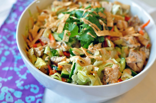 Asian Chicken Salad 2