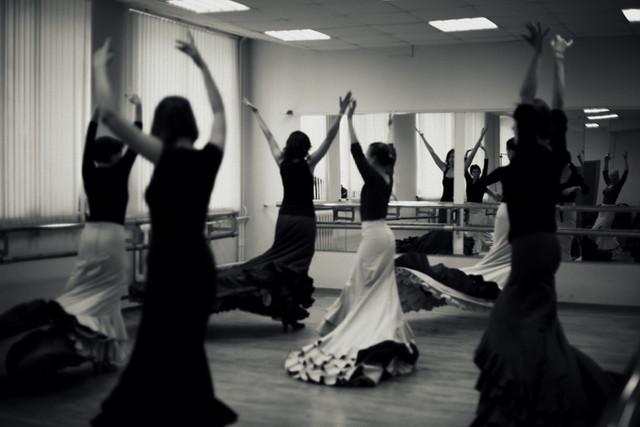 flamenco lesson