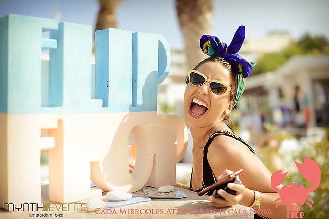 Flip Flop, Atzaro Beach