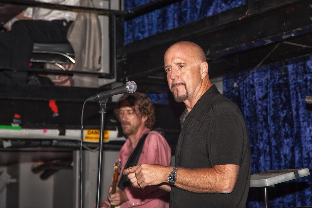 Kim Wilson - The Fabulous Thunderbirds live at The jazzcafe Camden