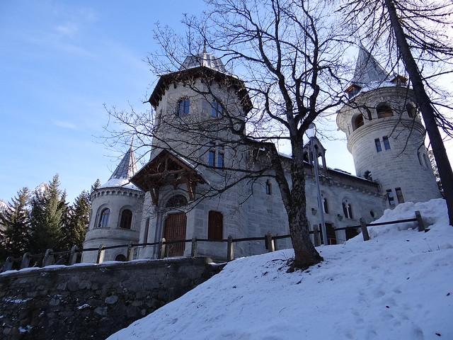 Castello di Savoia, Italia