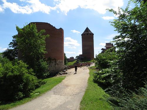 castle latvia turaida vidzeme turaidacastle turaidaloss