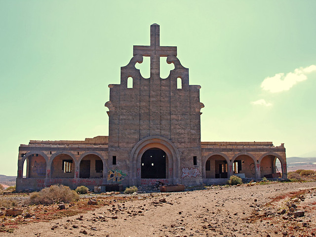 Church, Leper Village, Abades, Tenerife