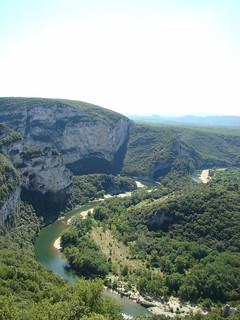 103 Uitzicht bij Serre de Tourre