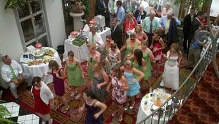 12 Wallace-Berman Knoxville TN Wedding, Sword Sounds