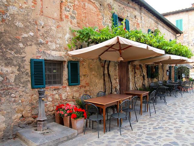 Monteriggioni Italy