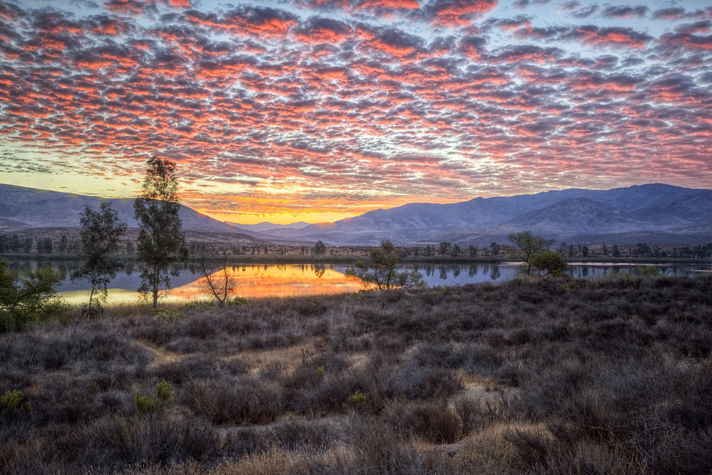 Lower Otay Lake San Diego County California Around Guides