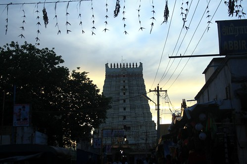 Ramanathaswamy Temple, at Rameshwaram