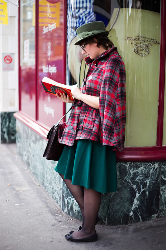 Street Style - Morgan, Farringdon