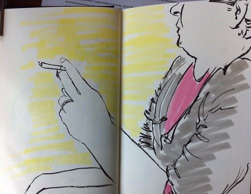 Sketchcrawl, September 21, 2013