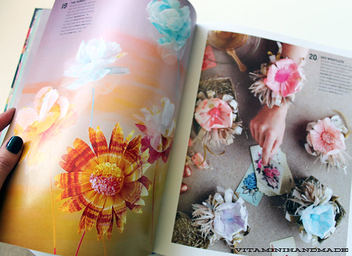 Book review: Paper to Petal, Thuss and Farrell |vitamini handmade