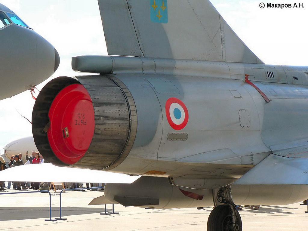 Mirage 2000b Walkaround Photos English