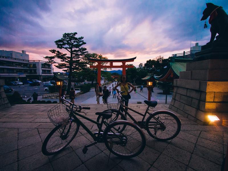 京都單車旅遊攻略 - 日篇 京都單車旅遊攻略 – 日篇 10112371436 dc4a56a9f7 c