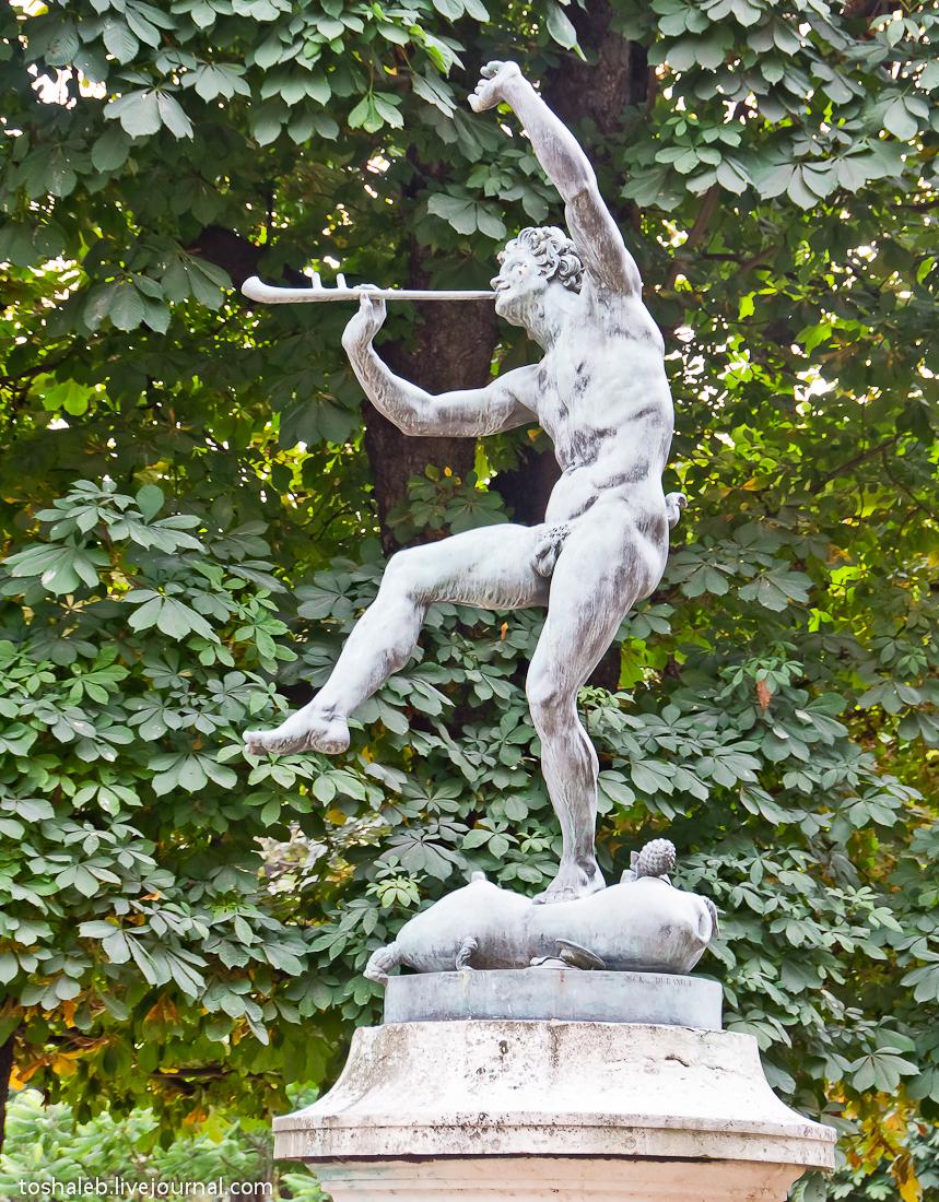 Люксембургские сады-2