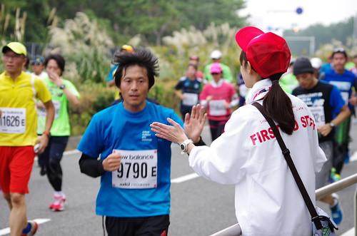 湘南国際マラソン2013