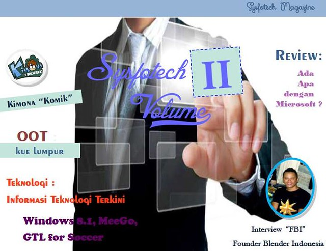 Sysfotech E-Magazine October 2013 Edition