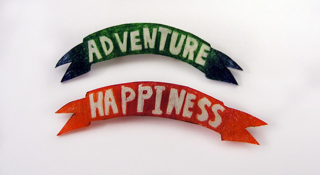 Adventure & Happiness robayre