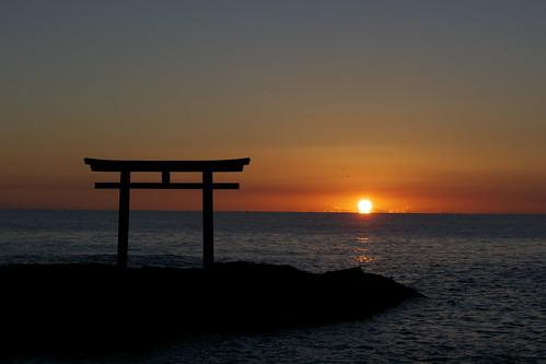 sunrise ibaraki oarai 日の出 茨城 大洗