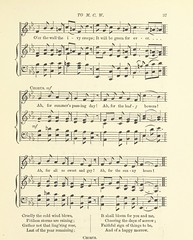 """British Library digitised image from page 45 of """"Aunt Judy's Song-Book for Children"""""""