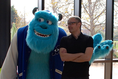 Sulley and me