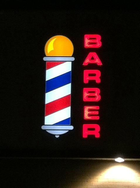 Barber Shop Columbia Mo : Barber Shop Light Flickr - Photo Sharing!