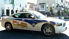 2007 Dodge Charger - California Highway Patrol Promotional Car 1