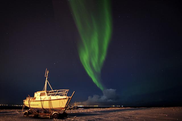 Northen Lights (Aurora Borialis)