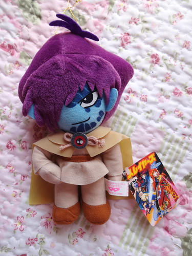 Slayers Zelgadiss plushie