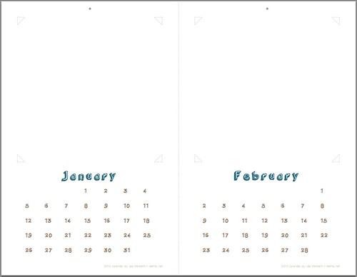 leethal 2014 calendar pdf page