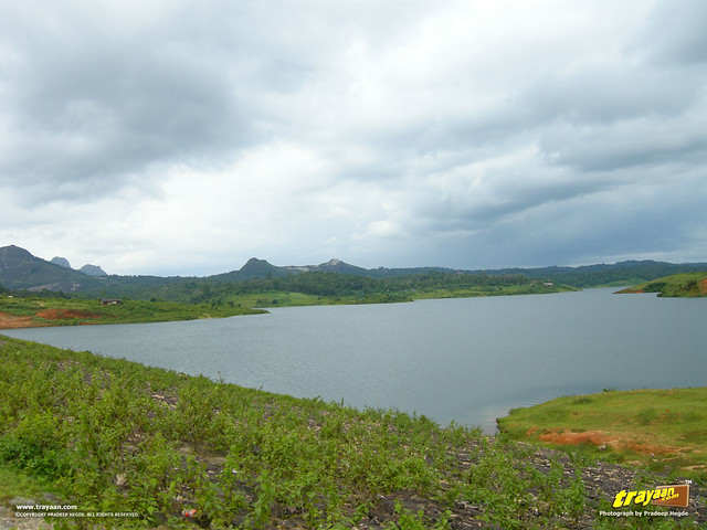 A view from Karapuzha Dam, Wayanad, Kerala, India