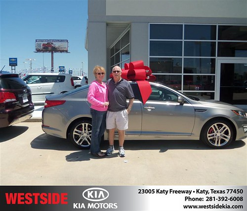 Happy Birthday to Barry T Hundley from Guzman Gilbert and everyone at Westside Kia! #BDay by Westside KIA