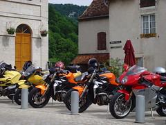 MV Agusta Club Schweiz - Ausfahrt 2008 15