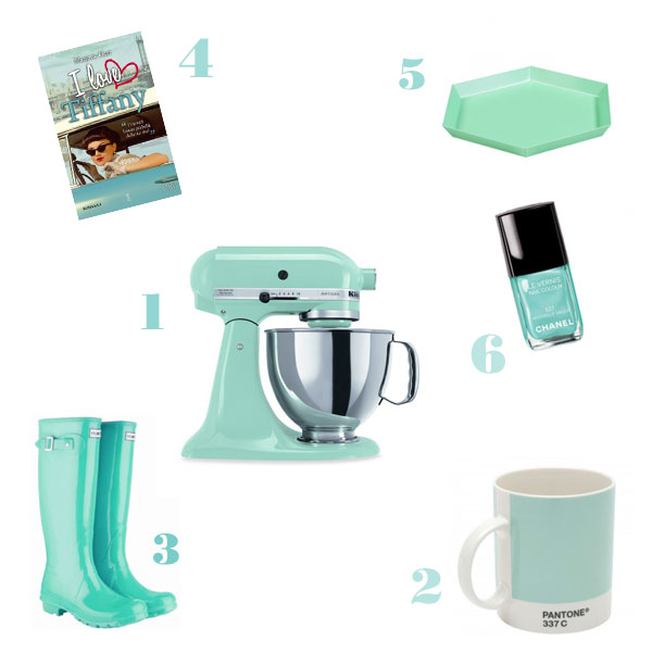 Simply Girly: A colazione da Tiffany